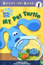 Cover of: My pet turtle