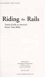 Cover of: Riding the rails