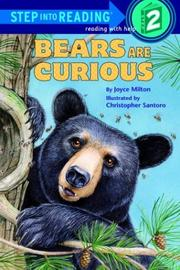 Cover of: Bears are curious