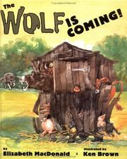 Cover of: The wolf is coming!
