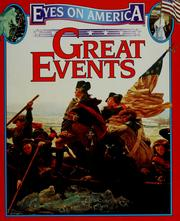 Cover of: Great events