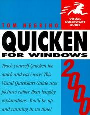 Cover of: Quicken 2000 for Windows