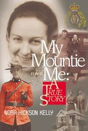 Cover of: My mountie and me