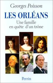 Cover of: Les Orléans