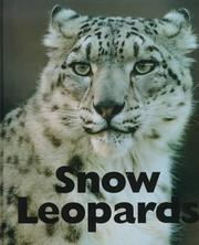 Cover of: Snow leopards