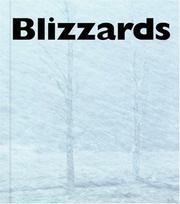 Cover of: Blizzards
