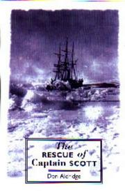 Cover of: The rescue of Captain Scott