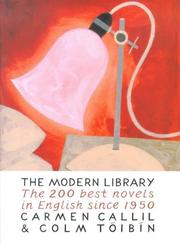 Cover of: The modern library