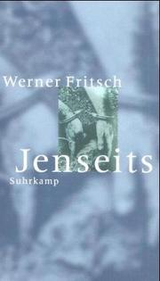 Cover of: Jenseits