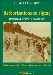 Cover of: Herborisations en zigzag