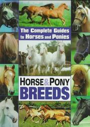 Cover of: Horse & pony breeds