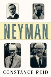 Cover of: Neyman