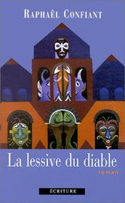 Cover of: La lessive du diable