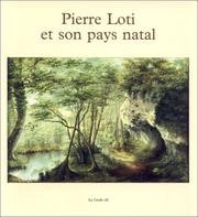 Cover of: Pierre Loti et son pays natal