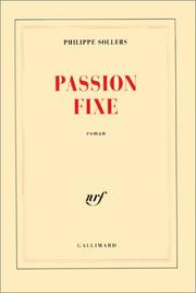 Cover of: Passion fixe
