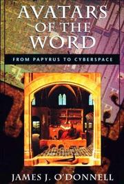 Cover of: Avatars of the word