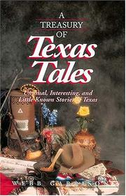Cover of: A treasury of Texas tales