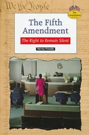 Cover of: The Fifth Amendment