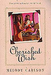 Cover of: Cherished wish