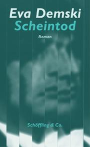 Cover of: Scheintod