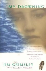Cover of: My drowning: a novel