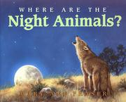 Cover of: Where are the night animals?