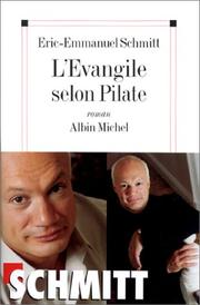 Cover of: L' Evangile selon Pilate