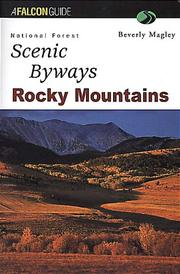 Cover of: National forest scenic byways, Rocky Mountains