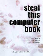 Cover of: Steal this computer book