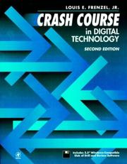 Cover of: Crash course in digital technology