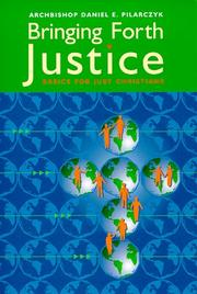 Cover of: Bringing forth justice