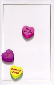 Cover of: Tell Me Lies