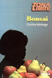 Cover of: Bonsai