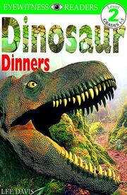 Cover of: Dinosaur dinners