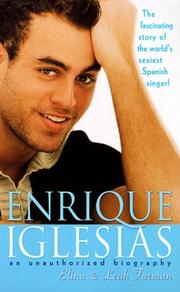 Cover of: Enrique Iglesias: A Unauthorized Biography