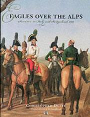 Cover of: Eagles over the Alps: Suvorov in Italy and Switzerland, 1799
