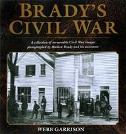 Cover of: Brady's Civil War