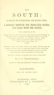Cover of: The South