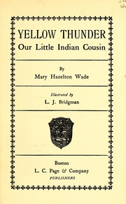 Cover of: Our little Indian cousin