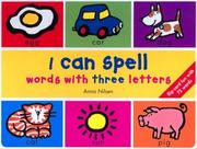 Cover of: I can spell--words with three letters