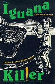 Cover of: The iguana killer