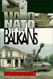 Cover of: NATO in the Balkans