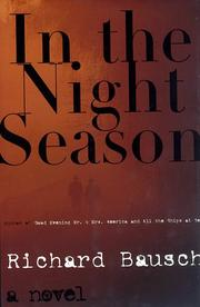 Cover of: In the Night Season: A Novel