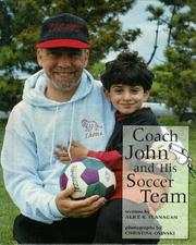 Cover of: Coach John and his soccer team