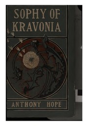 Cover of: Sophy of Kravonia