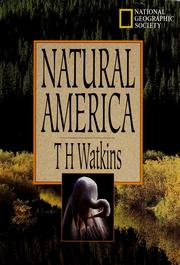 Cover of: Natural America