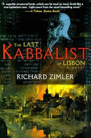 Cover of: The last kabbalist of Lisbon