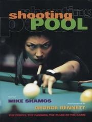 Cover of: Shooting pool
