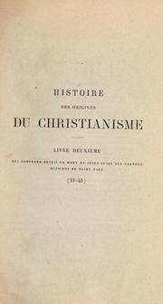 Cover of: Les apôtres