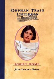 Cover of: Aggie's home